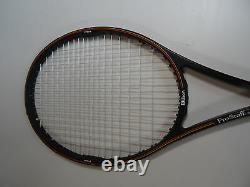 Vintage Wilson Pro Staff 6.0 midplus 95 tennis racket 4 5/8 Sampras
