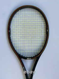 Vintage Wilson Pro Staff 85 tennis racket 4 3/8 Sampras St. Vincent HNB Belgium