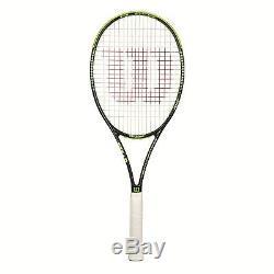 WILSON BLADE 98 16x19 spin power tennis racquet Auth Dealer 4 1/4 -Reg$230