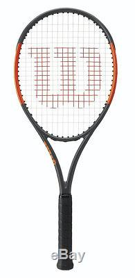 WILSON BURN 100S tennis racquet racket 4 3/8 Dealer Warranty Reg $209