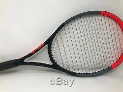 WILSON Clash 100 Tour (16X19) Tennis Racket Grip Size 2