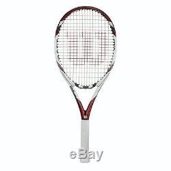 WILSON FIVE LITE BLX tennis racquet racket 4 1/8 Authorized Dealer Reg$230