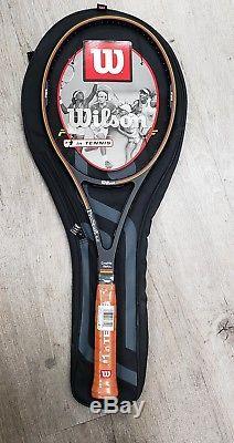 WILSON PRO STAFF 6.0 85 Brand New tennis racquet racket Grip 4 1/2 Auth Dealer