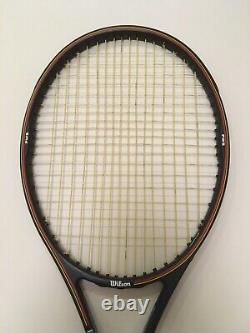 WILSON PRO STAFF 6.0 PWS MIDPLUS 95 16x18 L3 Racchetta Tennis Racket MID PLUS
