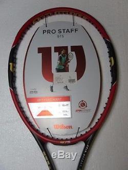 WILSON PRO STAFF 97S tennis racquet racket 4 1/4 Grigor Dimitrov LAST 1
