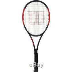 WILSON PRO STAFF 97S tennis racquet racket 4 1/8 Dealer Warranty Reg $219