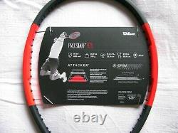 WILSON PRO STAFF 97s G3 18x17 spin effect. #L3 grip(4-3/8) NEW SEALED VERY RARE