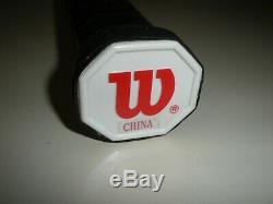 WILSON PRO STAFF CLASSIC 6.1si MP 95 TENNIS RACQUET 4 1/2 NEW