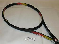 WILSON PRO STAFF CLASSIC 6.1si NOS Graphite Racquet 95 sq in Never Strung