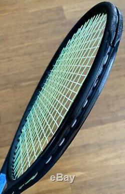 WILSON Pro Staff 97 CV STRUNG Tennis Racquet! 4 1/4! NEW LUXILON/WILSON! $250