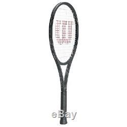 WILSON Pro Staff RF97 AUTOGRAPH Tennis Racket STRUNG grip 4 ROGER FEDERER