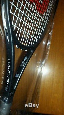 WILSON RF97 Roger Federer mini tennis black racket racquet New & Sealed