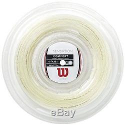WILSON SENSATION 17 REEL 660ft 200M tennis racquet string Reg $169