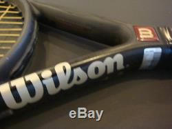 WILSON (THE LIMITS) HYPER HAMMER HH 3.3,135/OVERSIZE, 4-3/8 MINTY inv#400149