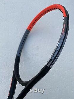 Wilson 2-WR005711U2 Clash 100 Unstrung 4 1/8 Grip Tennis Racquet