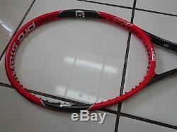 Wilson 2014-16 RF 97 Pro Staff Federer 4 5/8 grip EXC shape Tennis Racquet
