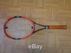 Wilson 2014-16 RF 97 autograph Pro Staff Federer 4 1/2 grip Tennis Racquet