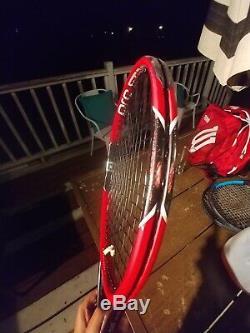 Wilson 2016 Pro Staff RF97 Autograph Preowned Tennis Racquet Grip 4 3/8