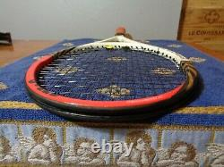 Wilson 6.1 Pro Staff BLX Tour 90 Roger Federer Autograph in Nice Condition