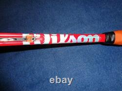 Wilson 6.1 Pro Staff nCode Tour 90 in Nice Condition (4 1/2 L4 Grip)