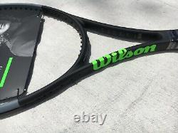Wilson BLADE 98 version 7.0 Tennis Racket 16 x 19 Pattern & 4 1/2 Grip NEW