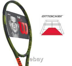 Wilson BLADE 98L CAMO Tennis Racquet Racket Blue 98sq 285g G2 16x19 WRT74131U2