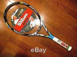 Wilson BLX Juice 100 Tennis Racquet (Brand New!)