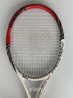 Wilson BLX Pro Staff 90 Ninety Roger Federer Tennis Racquet Grip L2 (4 1/4)