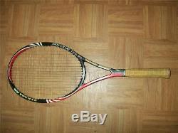 Wilson BLX Six-One Tour 90 head Roger Federer 4 5/8 grip Tennis Racquet