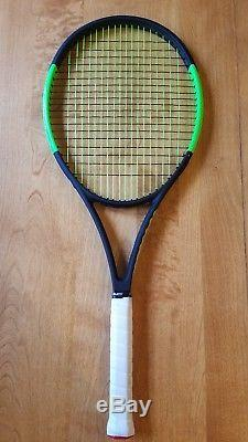 Wilson Blade 104 Serena Autograph Countervail 4 1/4 EXCELLENT