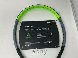 Wilson Blade 104 v. 7 16x19 290g Grip 2 Tennis racket Unstrung