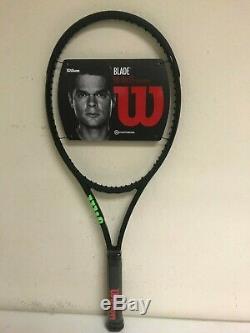 Wilson Blade 98 16 x 19 Countervail Tennis Racquet Grip Size 4 1/4