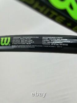 Wilson Blade 98 16x19 2015, 4 3/8