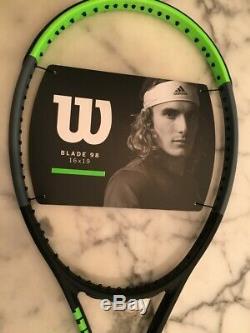 Wilson Blade 98 16x19 V7 2019 4 3/8 New Tennis Racquet