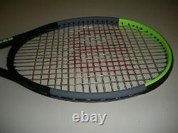 Wilson Blade 98 16x19 V7 Tennis Racquet 4 1/4