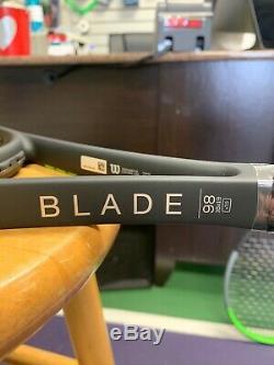 Wilson Blade 98 16x19 v7 4-3/8 New