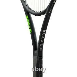Wilson Blade 98 (16x19) v7 Tennis Racquet FREE STRINGING + FREE FAST SHIPPING