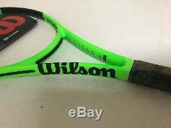 Wilson Blade 98 18 x 20 Countervail Tennis Racquet Grip Size 4 3/8