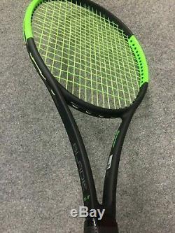 Wilson Blade 98 18x20 CV STRUNG 4 3/8 (Tennis Racket Countervail 304g 10.7oz)