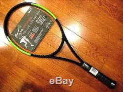 Wilson Blade 98 18x20 Countervail Tennis Racquet (Brand New!)
