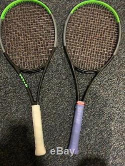 Wilson Blade 98 18x20 V7 GRIP 4-1/8 (2019)