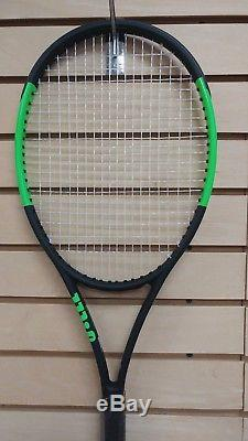 Wilson Blade 98 18x20 withCountervail Used Tennis Racquet Strung 4 1/4'' Grip