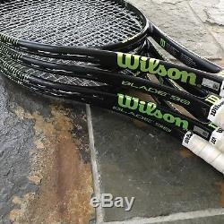 Wilson Blade 98 2015 18x20 Tennis Rackets 4 rackets or 3, 2 or 1