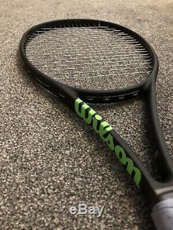 Wilson Blade 98 Black Edition