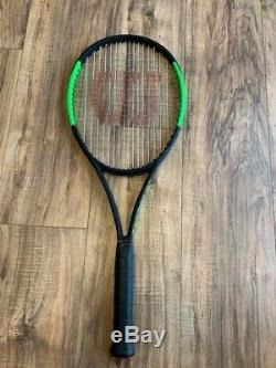 Wilson Blade 98 CV 16x19 4 3/8