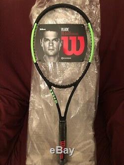 Wilson Blade 98 Countervail 16x19 Tennis Racquet 4 3/8