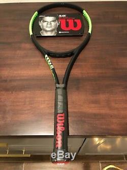 Wilson Blade 98 Countervail 16x19 Tennis Racquet Brand New 1/4