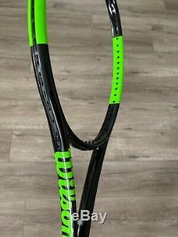 Wilson Blade 98 Paintjob Pro Stock 4 1/4 Extended Length