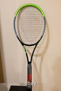 Wilson Blade 98 Pro 16x19 4 1/4 2020