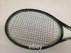 Wilson Blade 98 Pro stock 16x19 98 head 11.5oz strung 4 1/4 grip tennis racquet